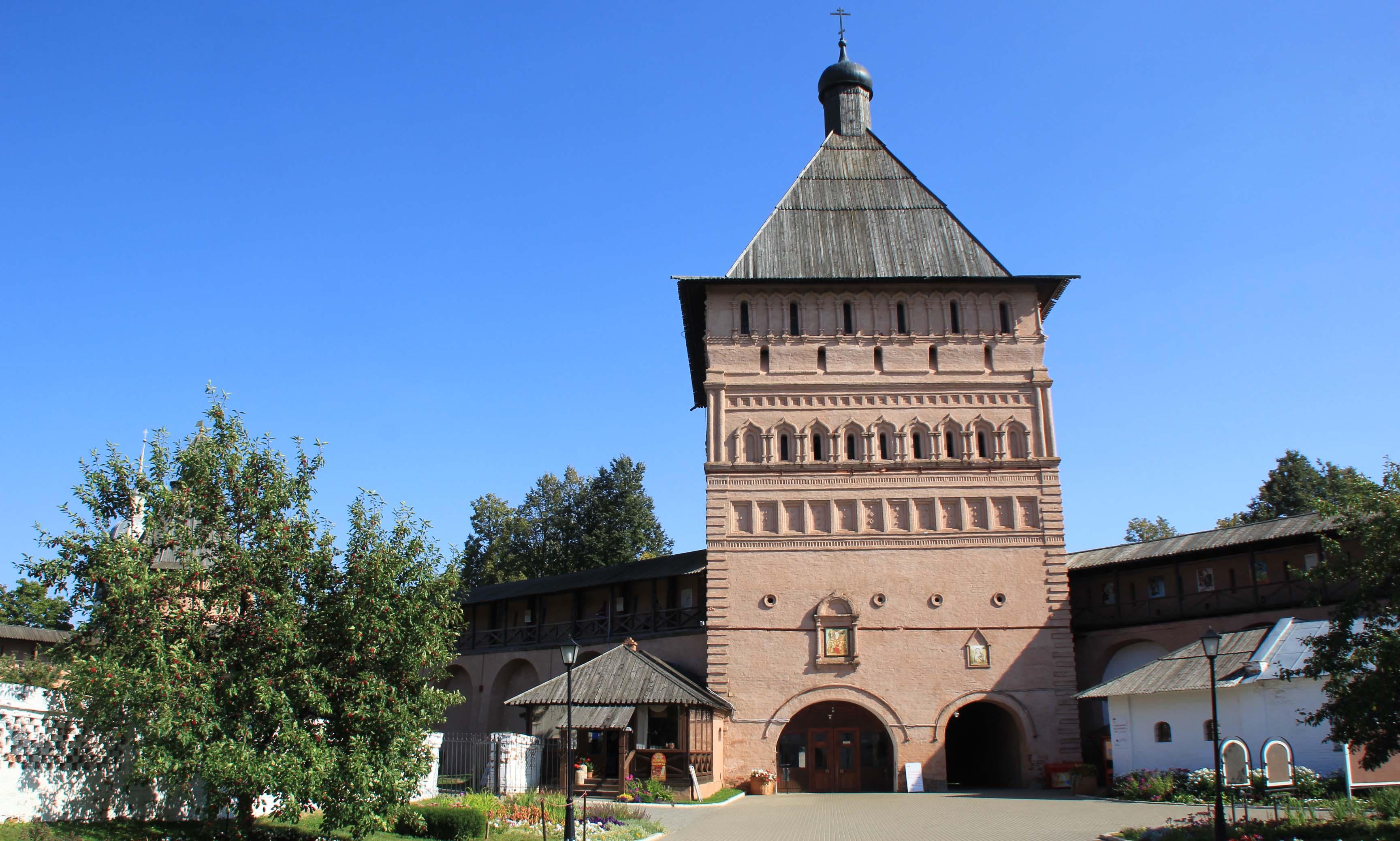 Главная башня