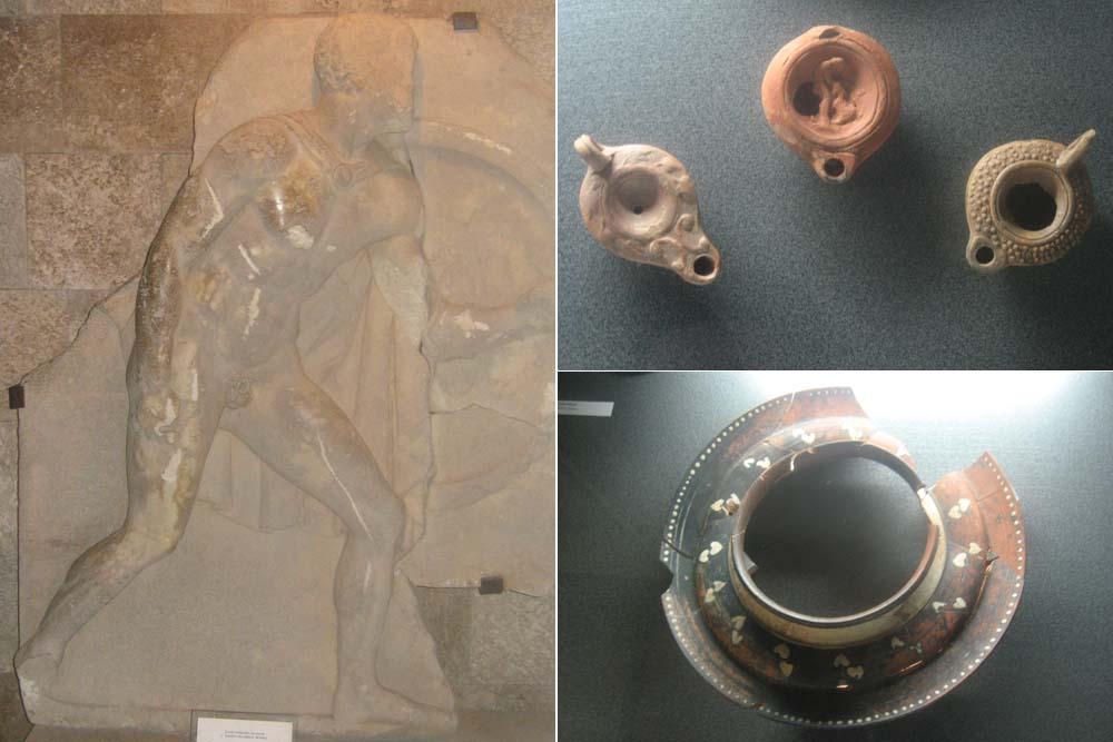 Археологический музей в Тамани