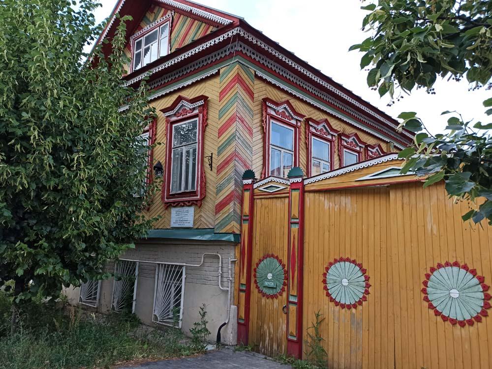 Дом Исинбаевых