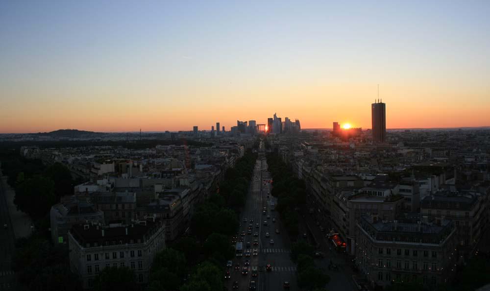 Обзорные площадки Парижа. Топ-9