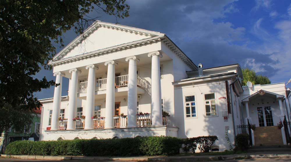 Дом Переславцевх
