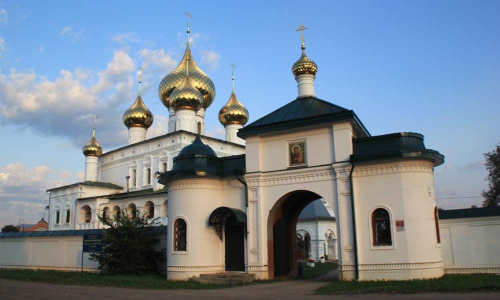 Воскресенский мужской монастырь