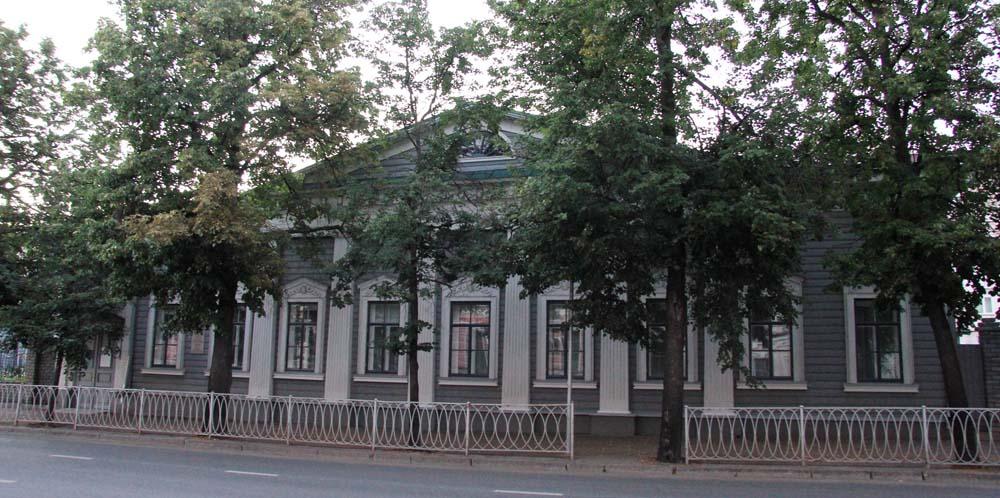 Музей-усадьба Боратынского