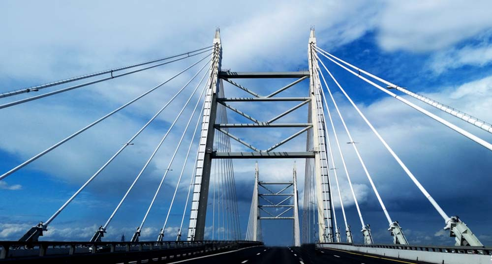 Вантовый мост