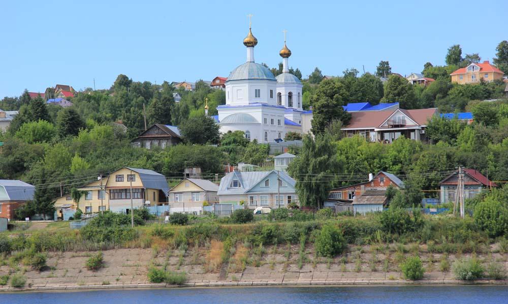 Николо-Ильинская церковь
