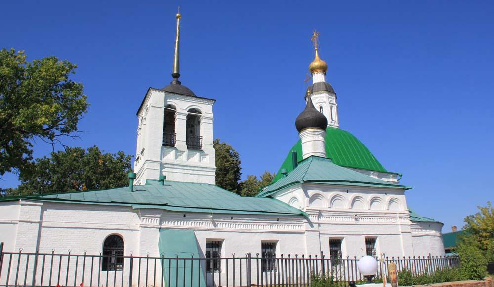 Церкви Спаса Преображения и Николая Чудотворца