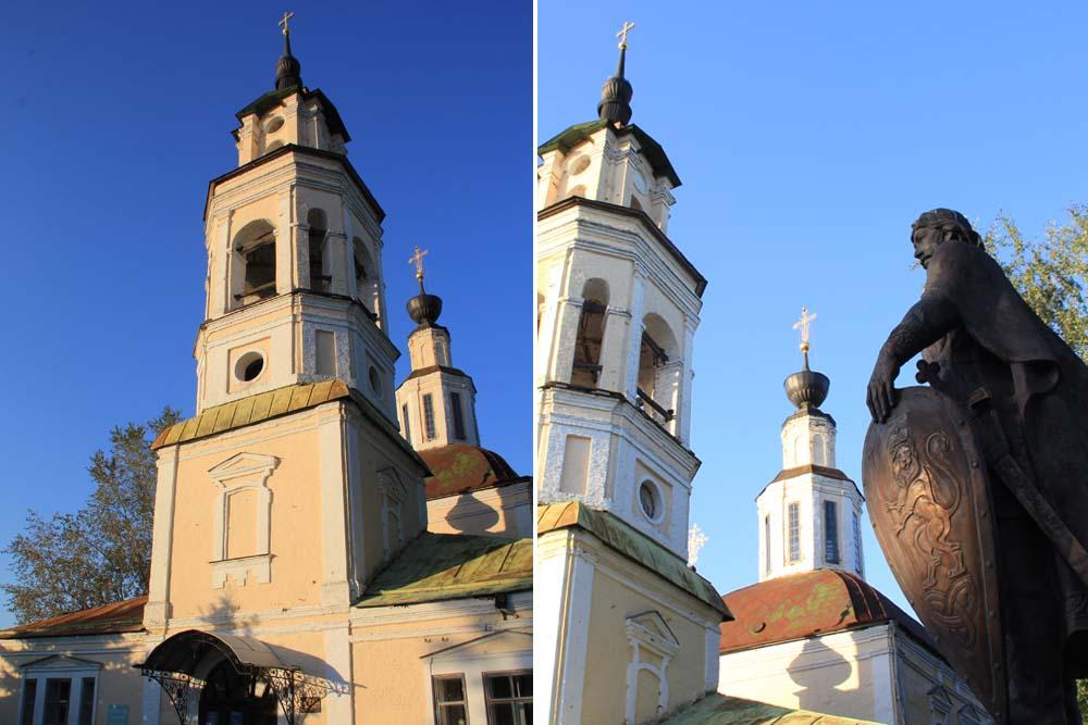 Николо-кремлевская церковь