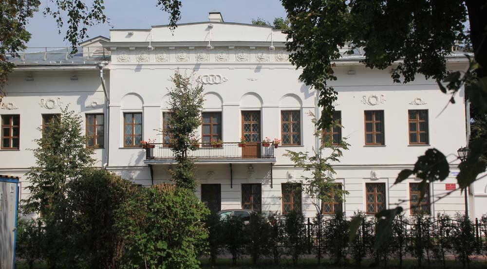 дом Сорокиной